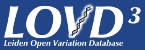 LOVD - Leiden Open Variation Database